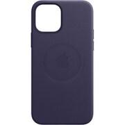 MagSafe対応iPhone 12 Pro Max レザーケースディープバイオレット [MJYT3FE/A]