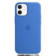 MagSafe対応iPhone 12 mini シリコーンケース カプリブルー [MJYU3FE/A]
