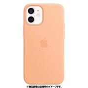 MagSafe対応iPhone 12 mini シリコーンケース カンタロープ [MJYW3FE/A]