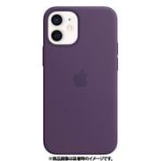 MagSafe対応iPhone 12 mini シリコーンケース アメシスト [MJYX3FE/A]