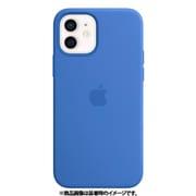 MagSafe対応iPhone 12/iPhone 12 Pro シリコーンケース カプリブルー [MJYY3FE/A]