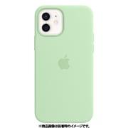MagSafe対応iPhone 12/iPhone 12 Pro シリコーンケース ピスタチオ [MK003FE/A]
