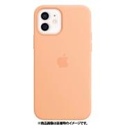 MagSafe対応iPhone 12/iPhone 12 Pro シリコーンケース カンタロープ [MK023FE/A]