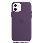 MagSafe対応iPhone 12/iPhone 12 Pro シリコーンケース アメシスト [MK033FE/A]