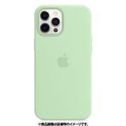 MagSafe対応iPhone 12 Pro Max シリコーンケース ピスタチオ [MK053FE/A]