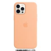 MagSafe対応iPhone 12 Pro Max シリコーンケース カンタロープ [MK073FE/A]