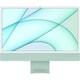 Apple iMac 24インチ Retina 4.5Kディスプレイ Apple M1チップ/8コアCPU/8コアGPU/SSD 256GB/メモリ 8GB/グリーン [MGPH3J/A]