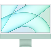 Apple iMac 24インチ Retina 4.5Kディスプレイ Apple M1チップ/8コアCPU/8コアGPU/SSD 512GB/メモリ 8GB/グリーン [MGPJ3J/A]