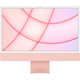 Apple iMac 24インチ Retina 4.5Kディスプレイ Apple M1チップ/8コアCPU/8コアGPU/SSD 256GB/メモリ 8GB/ピンク [MGPM3J/A]