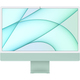 Apple iMac 24インチ Retina 4.5Kディスプレイ Apple M1チップ/8コアCPU/7コアGPU/SSD 256GB/メモリ 8GB/グリーン [MJV83J/A]