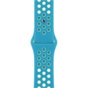 Apple Watch 40mmケース用 クロリンブルー/グリーングロー Nikeスポーツバンド レギュラー [MJ6H3FE/A]