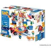 LaQ(ラキュー) ベーシック 2800 [ブロック玩具]