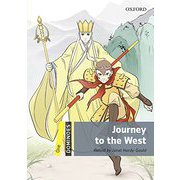 Dominoes 2/E Level 1 Journey to the West MP3 Pack [洋書ELT]