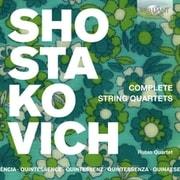ショスタコーヴィチ:弦楽四重奏曲全集 5枚組 ルビオ四重奏団 BRL-96047 [クラシックCD 輸入盤]