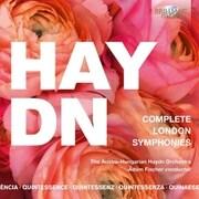 ハイドン:ロンドン交響曲集 5枚組 フッシャー BRL-96049 [クラシックCD 輸入盤]