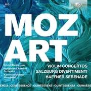 モーツァルト:ヴァイオリン協奏曲、他 5枚組 バラティ BRL-96149 [クラシックCD 輸入盤]