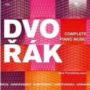 ドヴォルザーク:ピアノ曲全集 5枚組 ポロシナ BRL-96193 [クラシックCD 輸入盤]