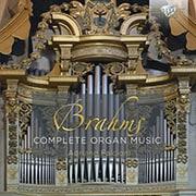 ブラームス:オルガン曲全集 ファルチョーニ BRL-94460 [クラシックCD 輸入盤]