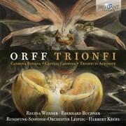 オルフ:トリオンフィ 2枚組 ケーゲル BRL-95116 [クラシックCD 輸入盤]