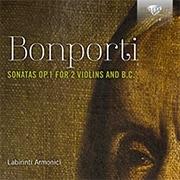 ボンポルティ:2つのヴァイオリンの為のソナタ ラビリンティ・アルモニチ BRL-95966 [クラシックCD 輸入盤]