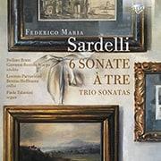 サルデッリ:6つのトリオソナタ ヴァリアスアーティスツ BRL-95999 [クラシックCD 輸入盤]