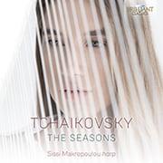ハープによるチャイコフスキーの四季 マクロポウロウ BRL-96034 [クラシックCD 輸入盤]