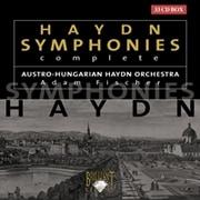 ハイドン:交響曲全集 33枚組 フィッシャー BRL-99925 [クラシックCD 輸入盤]
