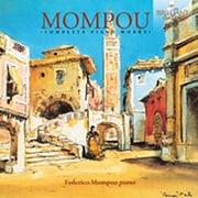 モンポウ:ピアノ作品全集 4枚組 モンポウ BRL-6515 [クラシックCD 輸入盤]