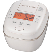JPI-G100 WE [圧力IHジャー炊飯器 炊きたて ご泡火炊き(ごほうびだき) 5.5合炊き エクリュホワイト]