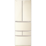 GR-T510FH(ZC) [冷凍冷蔵庫 VEGETA(ベジータ) FHシリーズ (509L・フレンチドア) 6ドア 除菌機能 ラピスアイボリー]