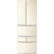 GR-T460FH(ZC) [冷凍冷蔵庫 VEGETA(ベジータ) FHシリーズ (462L・フレンチドア) 6ドア 除菌機能 ラピスアイボリー]