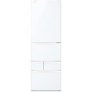 GR-T41GXH(EW) [冷蔵庫 VEGETA(べジータ) (411L・右開き) 5ドア 除菌機能 グランホワイト]