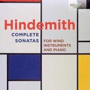 ヒンデミット:管楽器ソナタ集 2枚組 ヴァリアスアーティスツ BRL-95755 [クラシックCD 輸入盤]