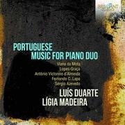 ポルトガルの作曲家による四手ピアノ曲集 ドゥアルテ/マデイラ BRL-96095 [クラシックCD 輸入盤]