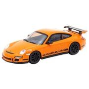 T64MC-001-OR 1/64 ポルシェ 911 GT3 RS 997 オレンジ [ダイキャストミニカー]