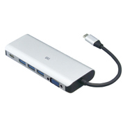 RS-UCVGA-PH [USB Type-C マルチアダプター VGA・PD・USBハブ]
