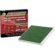 AD-AFP-1017 [PLATINUM カーエアコンフィルター ミツビシ・ニッサン用 (銀イオンで抗菌効果) 除塵/脱臭/風量効果]