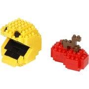 NBCC_105 nanoblock(ナノブロック) PAC-MAN(パックマン) パックマン&チェリー [対象年齢:12歳~]