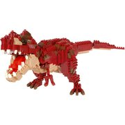NBM-031 ナノブロック ダイナソーDX ティラノサウルス レックス [ブロック玩具]