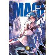 Magi: The Labyrinth of Magic Vol.10/マギ 10巻 [洋書ELT]