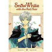 Snow White with the Red Hair Vol. 2/赤髪の白雪姫 2巻 [洋書ELT]