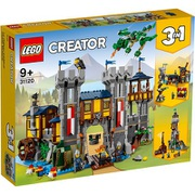31120 LEGO(レゴ) クリエイター 中世のお城 [ブロック玩具]