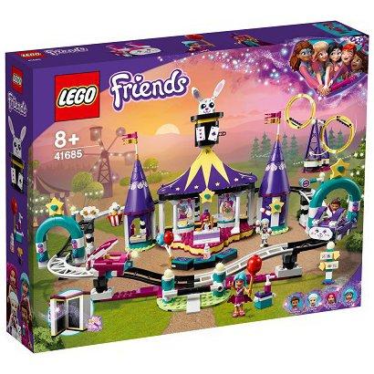 41685 LEGO(レゴ) フレンズ マジカルわくわくジェットコースター [ブロック玩具]