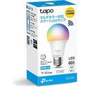 Tapo L530E [WiFiスマートLEDランプ 1600万色マルチカラー E26 60W形相当 800lm Echoシリーズ Googleホーム対応]