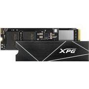 AGAMMIXS70B-2T-CS [XPG GAMMIX S70 BLADE PCIE GEN4X4 M.2 2280 SSD 2TB 3D SSD Read:7400MB/s / Write:6400MB/s]