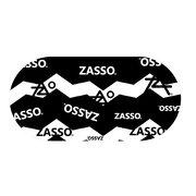 goggle ZASSO giza ブラック [スキーグッズ アクセサリー]