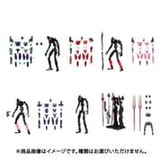 EVA-FRAME:ヱヴァンゲリヲン新劇場版02 1BOX(10個入り) [コレクション食玩]