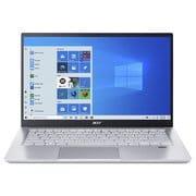 SF314-511-N58Y/S [ノートパソコン Core i5-1135G7/8GB/512G SSD/ドライブ無し/14.0型/Windows 10 Home/ピュアシルバー]