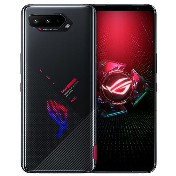 ZS673KS-BK256R16 [ROG Phone 5/Android 11(ROG UI)/6.78インチ/メモリ 16GB/ストレージ 256GB/ファントムブラック/SIMフリースマートフォン]