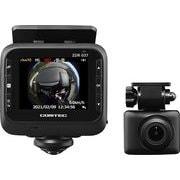 ZDR037 [360°+リア 2カメラ ドライブレコーダー]